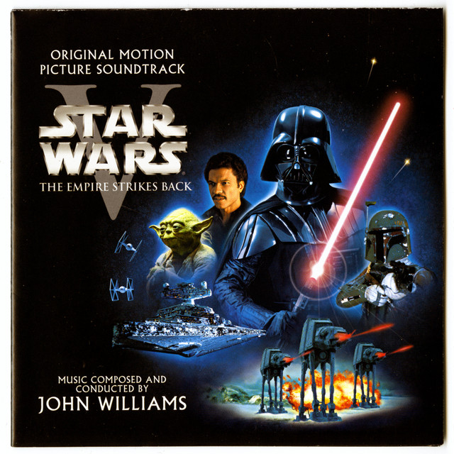 Star Wars Episode V The Empire Strikes Back Original Motion Picture Soundtrack Album By John Williams Spotify