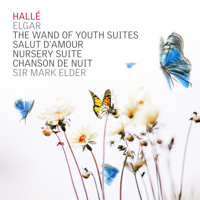 The Wand of Youth (Music to a Child's Play), Suite No. 2, Op.1b: II. The Little Bells (Scherzino) (Allegro molto)