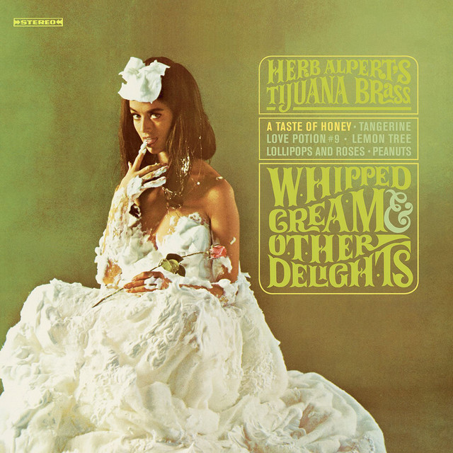 Cover art for Ladyfingers by Herb Alpert & The Tijuana Brass