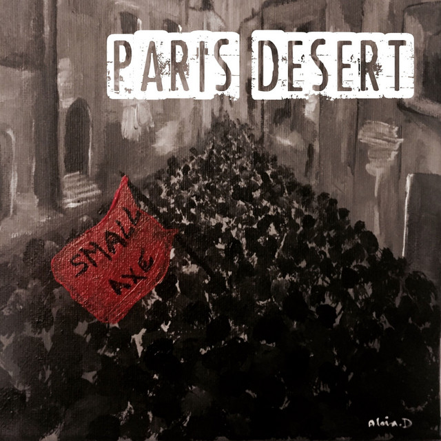 Paris Desert