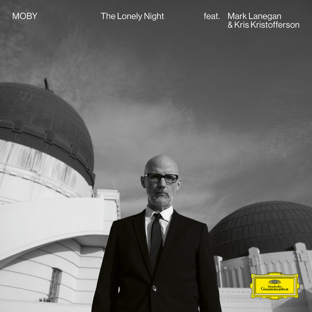 The Lonely Night album cover