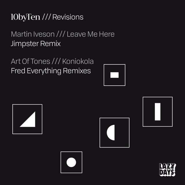 Martin Iveson Vinyl