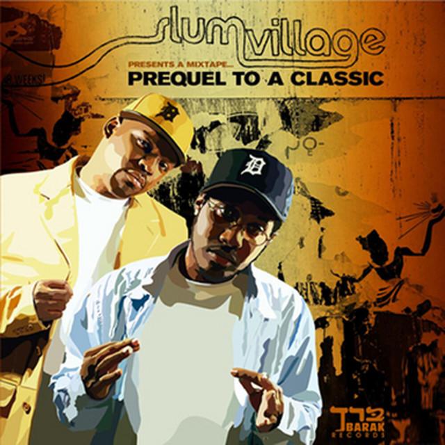 Album cover for Prequel to a Classic (Instrumentals) by Slum Village