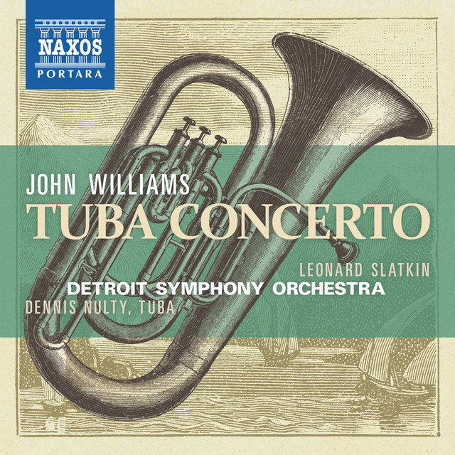 John Williams: Tuba Concerto