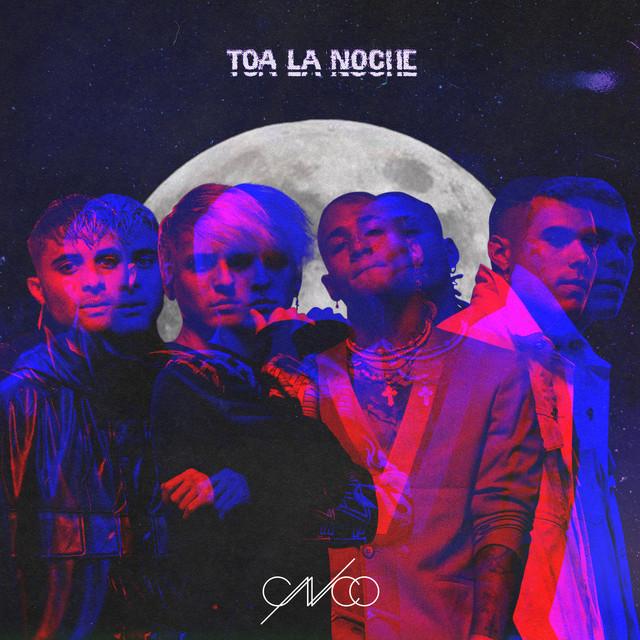 Toa la Noche album cover