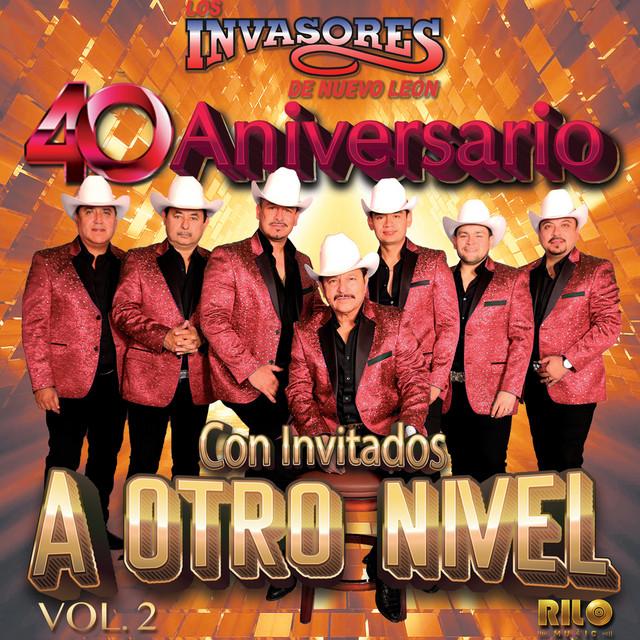 40 Aniversario Con Invitados a Otro Nivel, Vol. 2