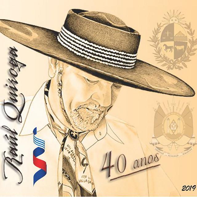 Raúl Quiroga 40 Anos