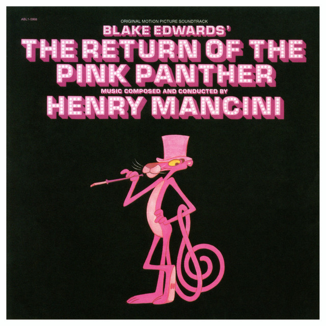 The Return of the Pink Panther - Official Soundtrack