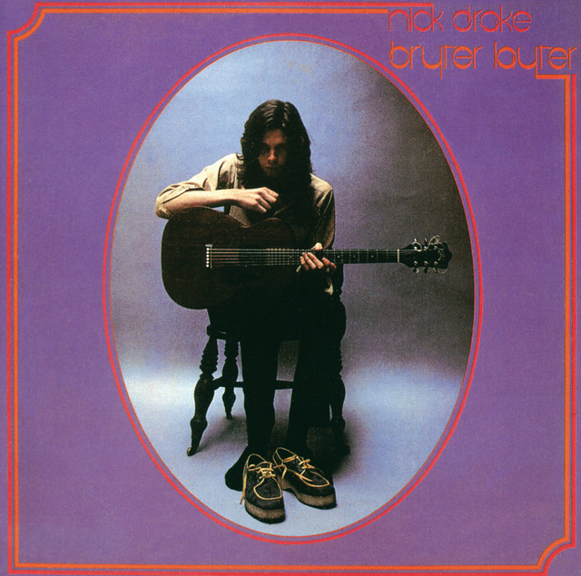 The album cover for At The Chime Of A City Clock by Nick Drake.