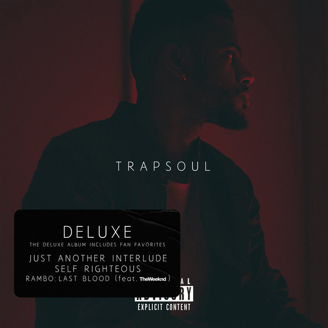 Bryson Tiller Rambo (Last Blood) (feat. The Weeknd) acapella
