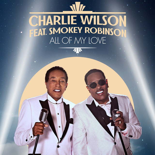 All Of My Love (feat. Smokey Robinson)