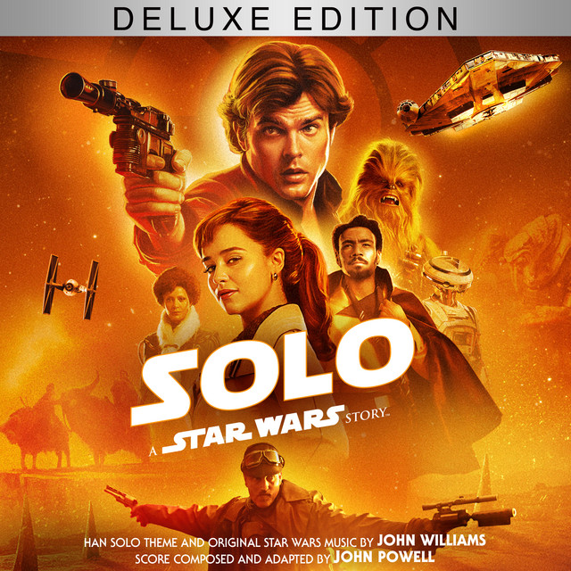 Solo: A Star Wars Story (Original Motion Picture Soundtrack/Deluxe Edition)