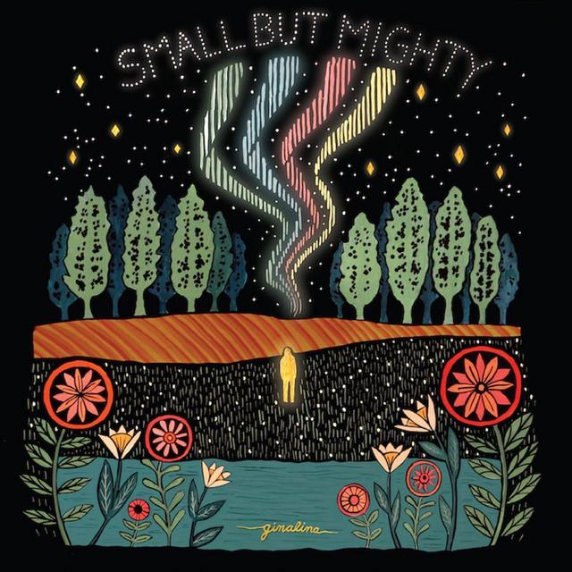 Small but Mighty by Ginalina