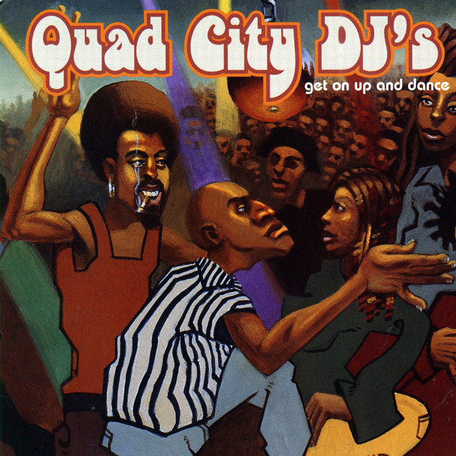 Quad City DJ's album cover