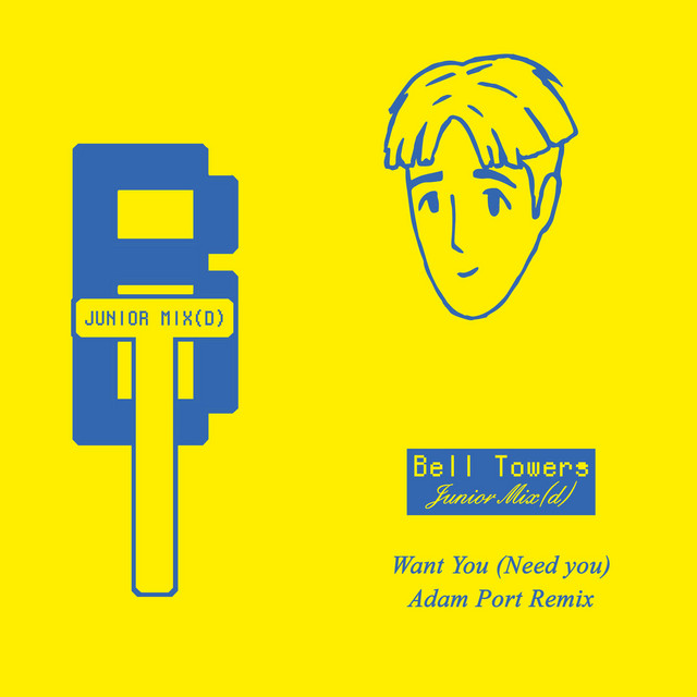 Want You (Need You) by Bell Towers, Adam Port Remix, out now Image