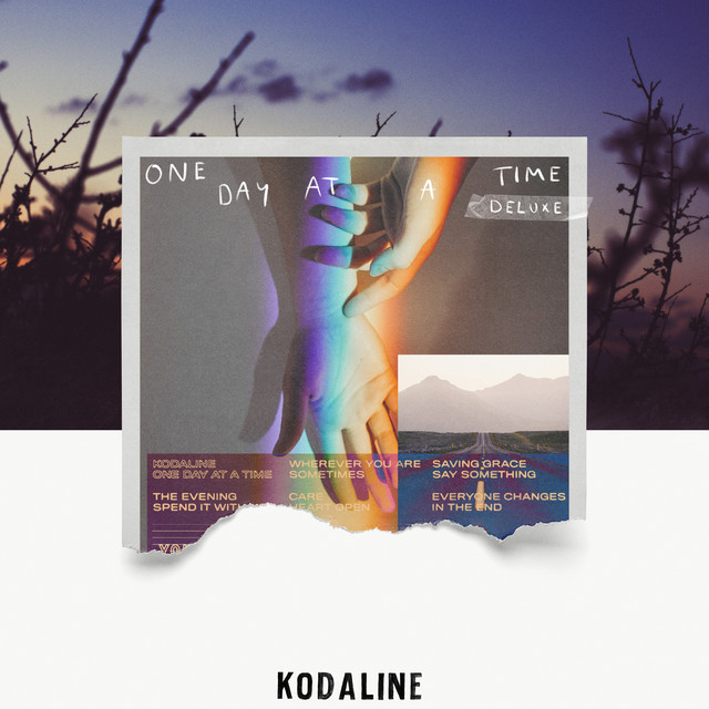 Album cover for One Day at a Time (Deluxe) by Kodaline