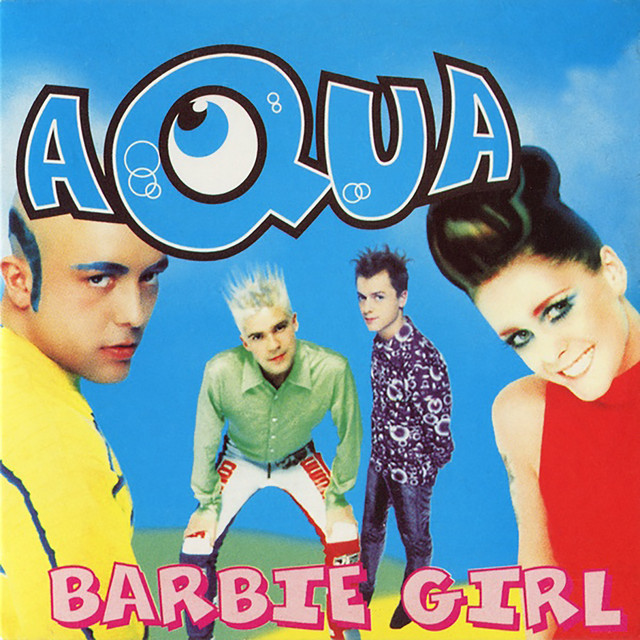 "Artwork for Barbie Girl - Dirty Rotten Scoundrel Clinical 12"" Mix by Aqua"
