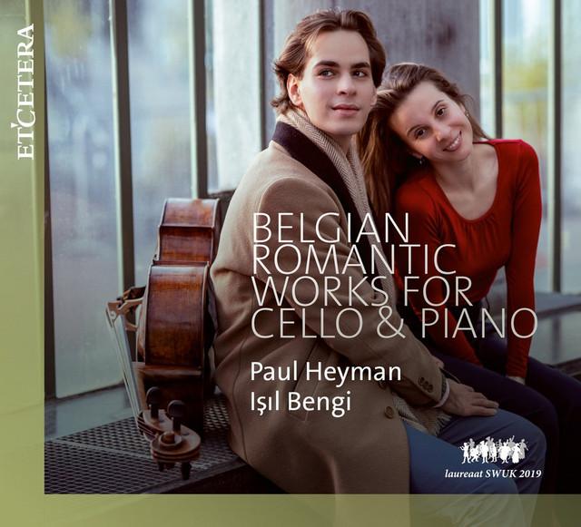 Belgian Romantic Works for Cello & Piano