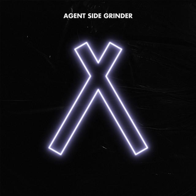 Skivomslag för Agent Side Grinder: A/X