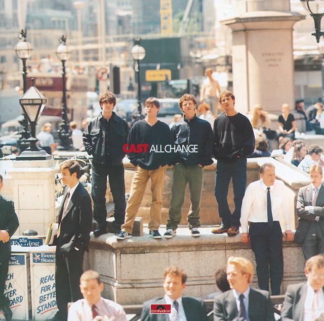 Albome cover of Walkaway