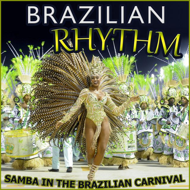 Samba in the Brazilian Carnival. Brazilian Rhythm