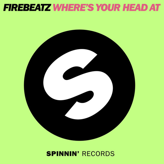 Where's Your Head At album cover