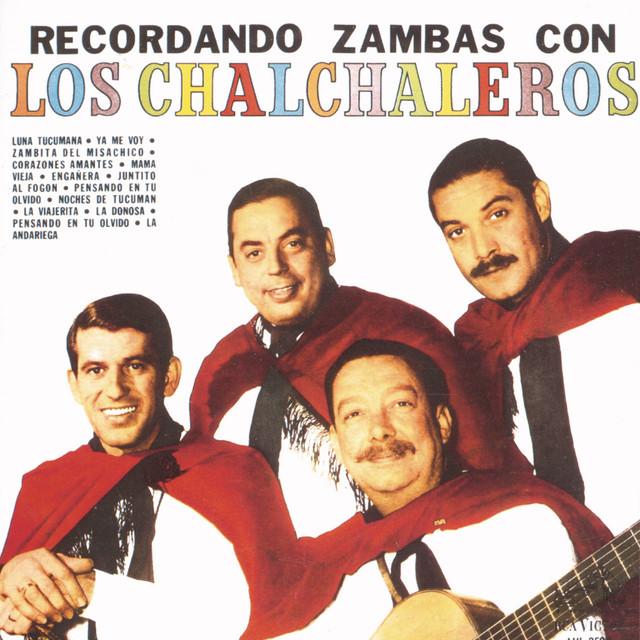 Recordando Zambas Con Los Chalchaleros - Luna Tucumana - Remastered 2003