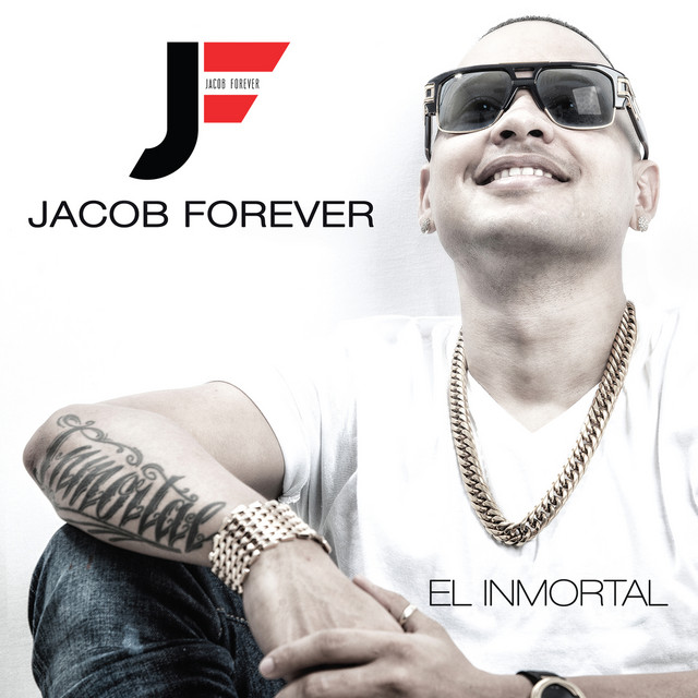 Jacob Forever album cover