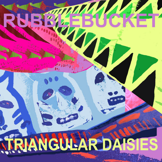Cover art for Came Out of a Lady by Rubblebucket