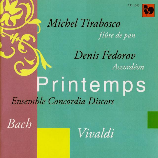 Bach & Vivaldi: Printemps (Accordion and Panpipes)