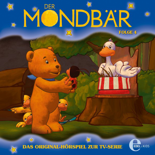 Der Mondbär, Folge 4 (Das Original-Hörspiel zur TV-Serie) Cover