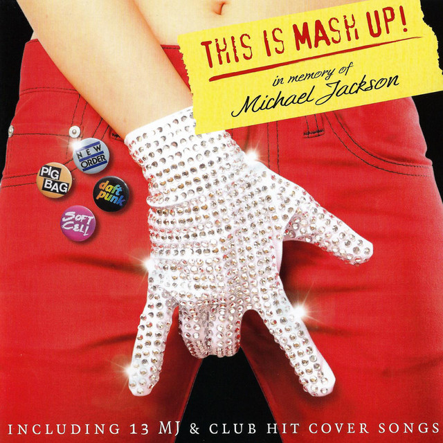 THIS IS MASH UP! in memory of MICHAEL JACKSON