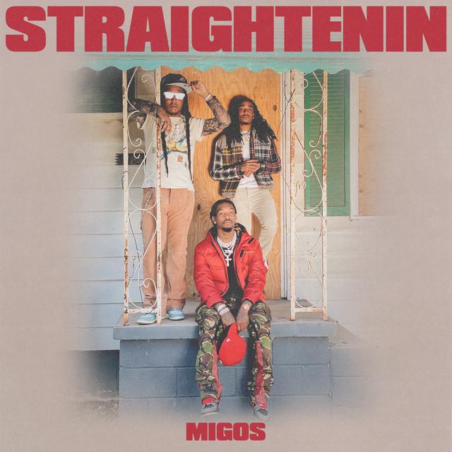 Straightenin album cover