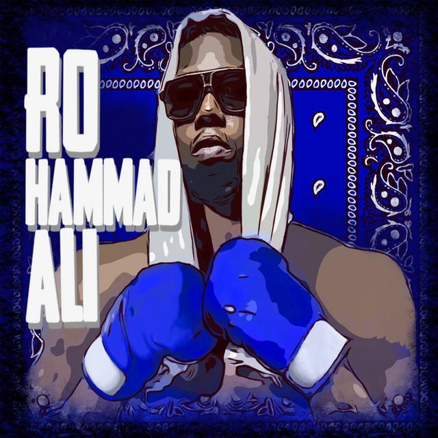 Album cover for Rohammad Ali by Z-Ro