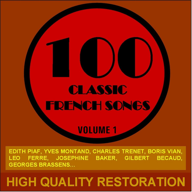 100 Classic French Songs (Volume 1)