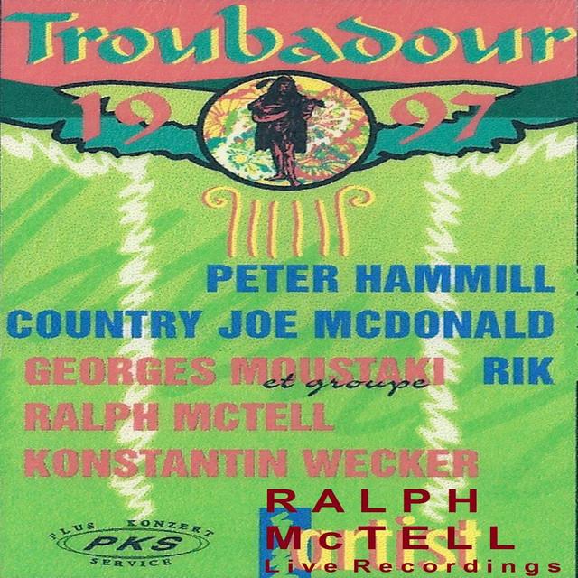Live at Troubadour Festival 1997