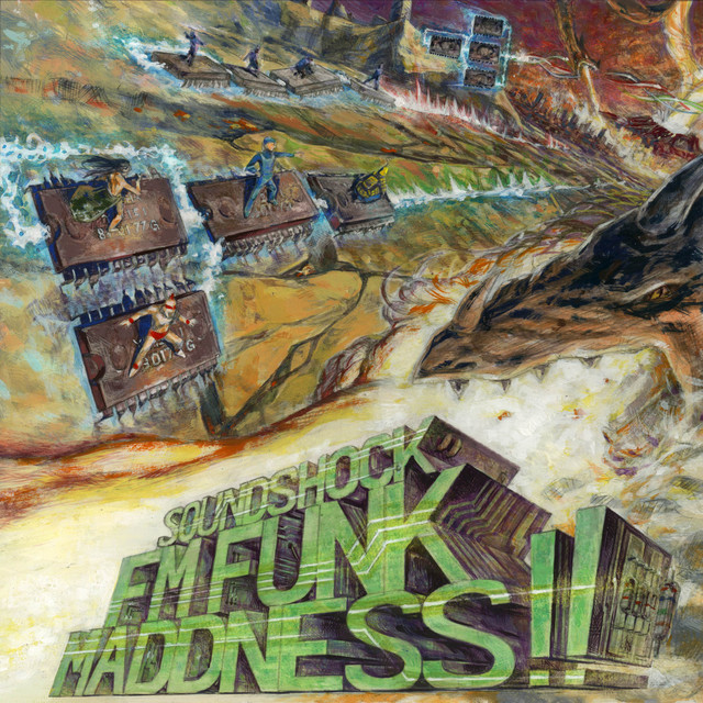 SOUNDSHOCK: FM FUNK MADDNESS!! Image