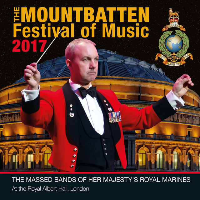 Artwork for Flight Of The Silverbird by Massed Bands of HM Royal Marines