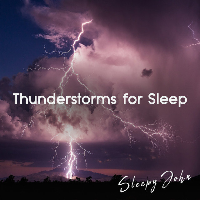 Thunderstorms for Sleep