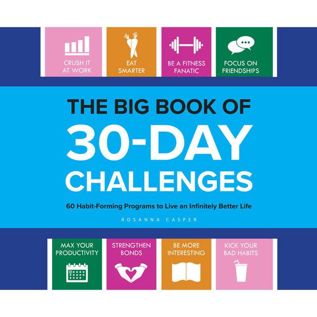 The Big Book of 30-Day Challenges (Unabridged)