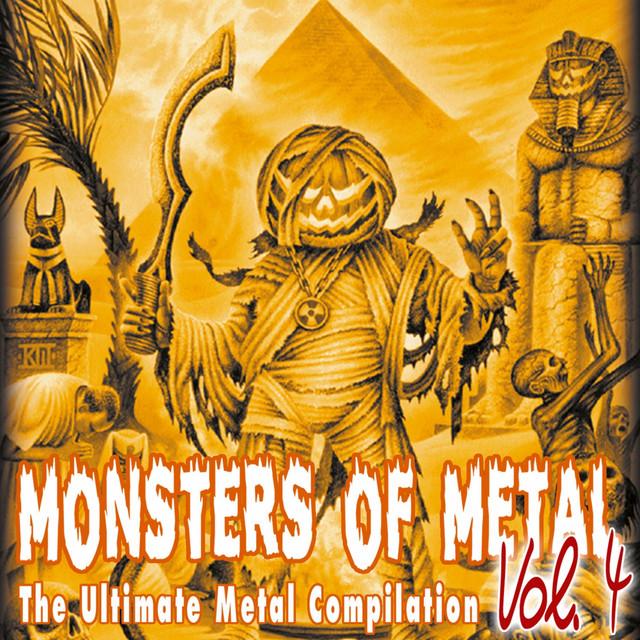 Monsters of Metal, Vol. 4