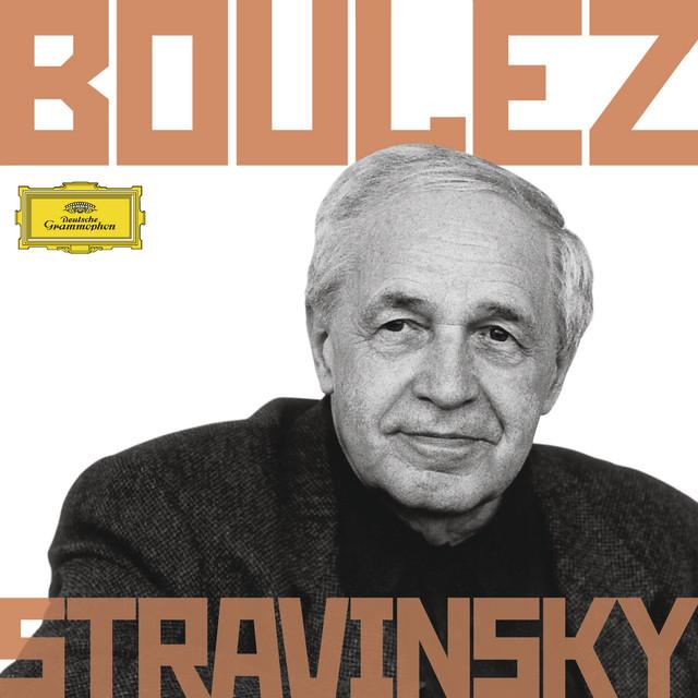 Boulez Conducts Stravinsky