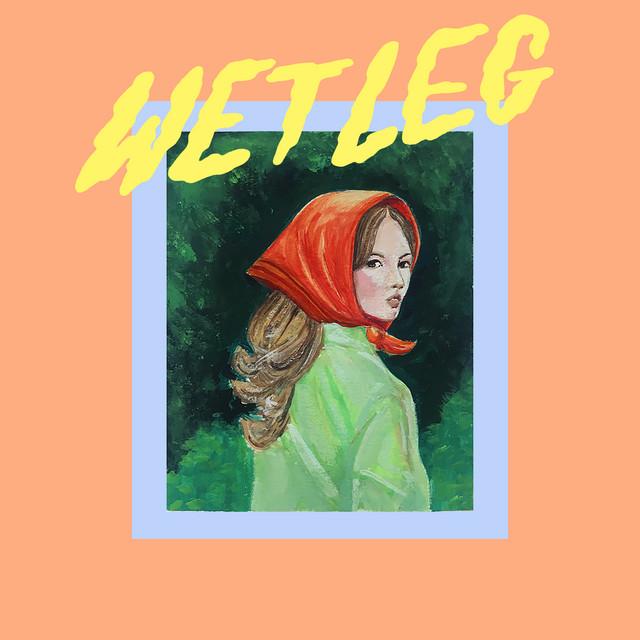 Cover art for Wet Dream by Wet Leg