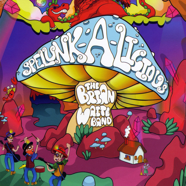 Spelunkalicious by The Brian Waite Band