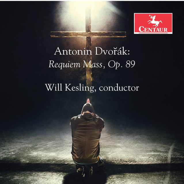 Album cover for Dvořák: Requiem in B-Flat Minor, Op. 89, B. 165 by Antonín Dvořák, Orchestra Filarmonica