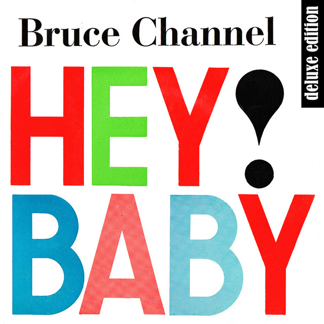 Hey! Baby album cover