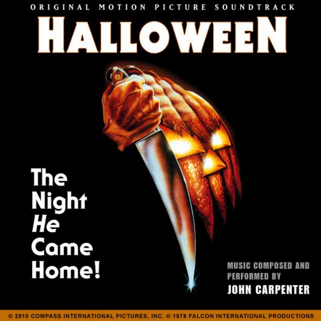 John Carpenter album cover