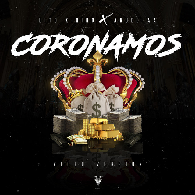Coronamos album cover