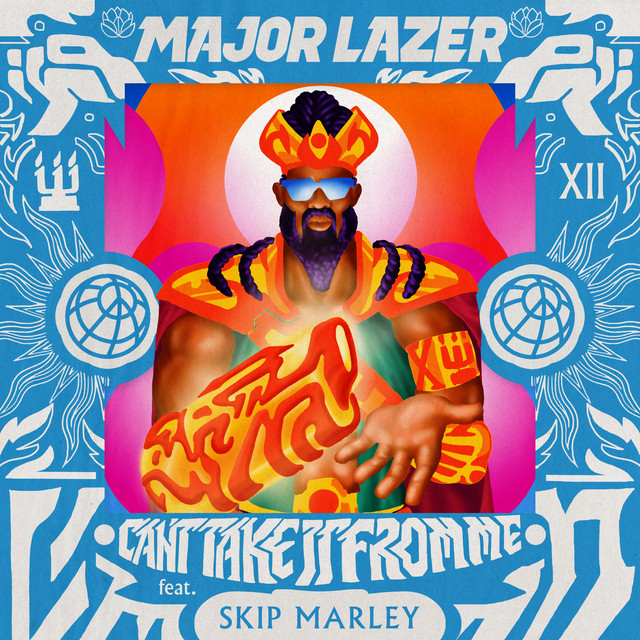 Major Lazer Can't Take It From Me (feat. Skip Marley) acapella