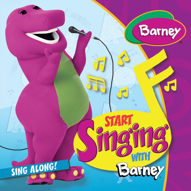 Start Singing With Barney by Barney